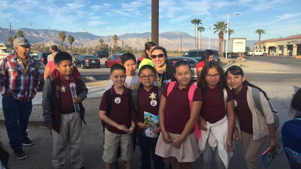 Mecca Elementary School - Mecca Elementary School